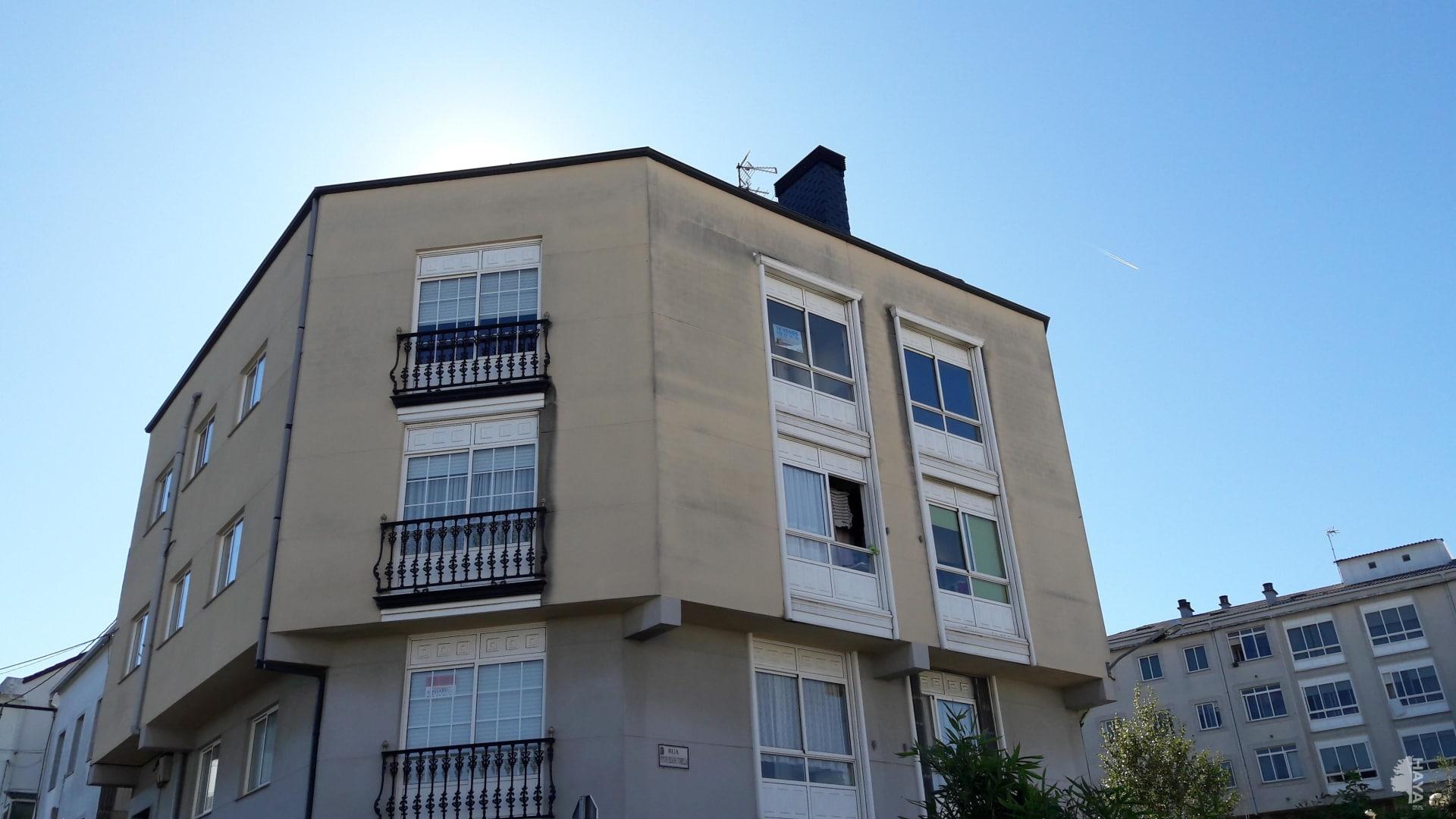 Piso en venta en Narón, A Coruña, Calle Bergantiños, 104.600 €, 3 habitaciones, 2 baños, 127 m2