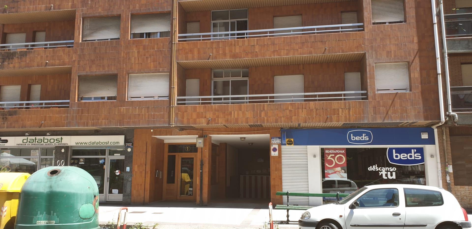 Parking en venta en Errotaritxuena, Durango, Vizcaya, Calle Alluitz, 7.500 €, 9 m2