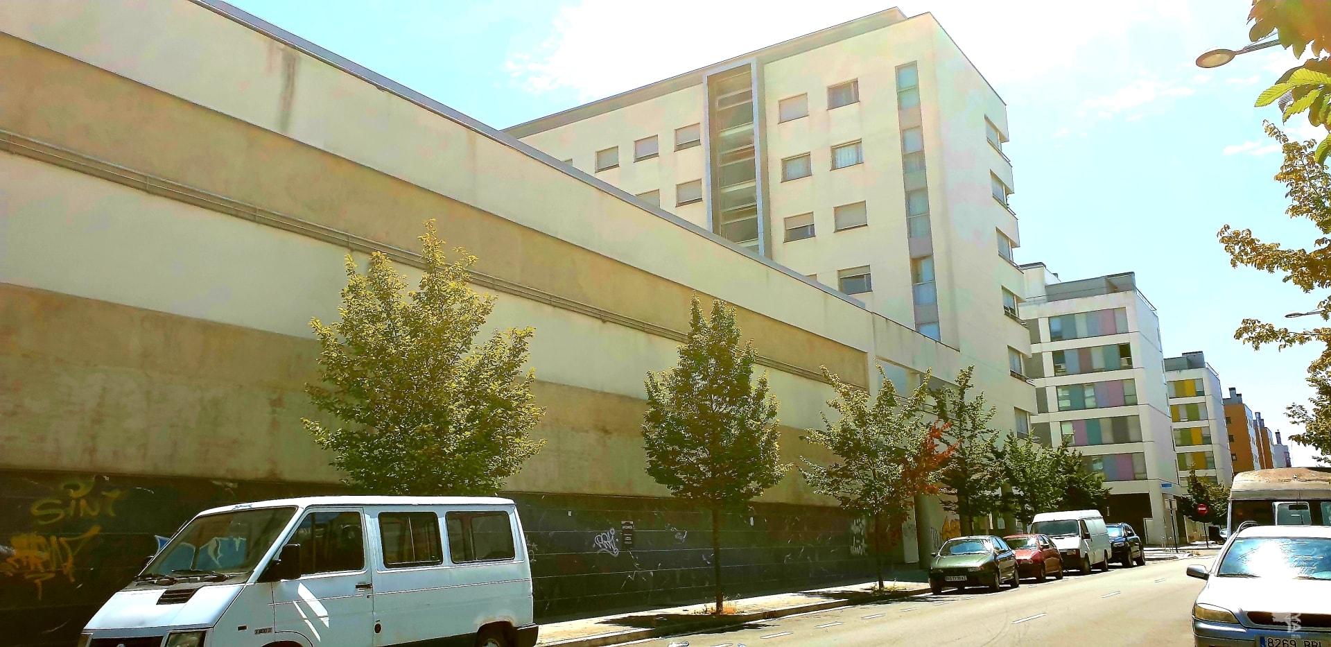 Parking en venta en Salburua, Vitoria-gasteiz, Álava, Calle Viena, 6.100 €, 26 m2