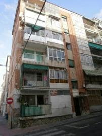 Piso en venta en Juan Xxiii, Alicante/alacant, Alicante, Calle Plata, 16.107 €, 3 habitaciones, 1 baño, 66 m2