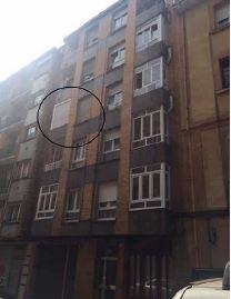 Piso en venta en Gijón, Asturias, Calle Calle Antonio Cabanilles, 60.000 €, 2 habitaciones, 1 baño, 68 m2