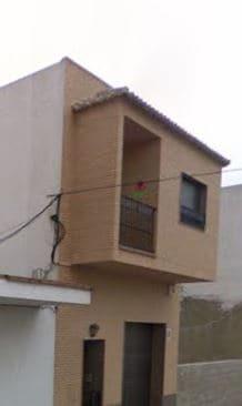 Piso en venta en Ausias March, Carlet, Valencia, Calle Alginet, 42.300 €, 3 habitaciones, 1 baño, 97 m2