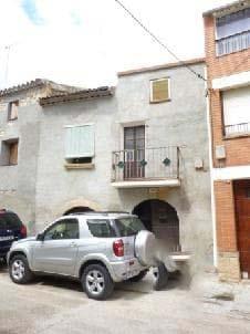 Casa en venta en Sarroca de Lleida, españa, Calle Raval, 16.097 €, 4 habitaciones, 1 baño, 251 m2