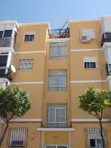 Piso en venta en San Fernando, Cádiz, Calle Profesor Antonio Ramos, 64.100 €, 4 habitaciones, 1 baño, 86 m2