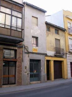 Casa en venta en Cogullada, Carcaixent, Valencia, Calle Marquesa de Montortal, 33.933 €, 4 habitaciones, 1 baño, 115 m2