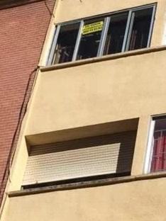 Piso en venta en Soria, Soria, Calle Santo Angel de la Guarda, 67.800 €, 4 habitaciones, 1 baño, 113 m2