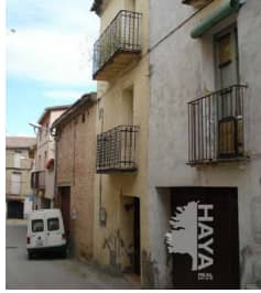 Casa en venta en Torre de Mirada, Menàrguens, Lleida, Calle la Cera, 59.000 €, 4 habitaciones, 1 baño, 221 m2