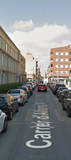 Piso en venta en Badalona, Barcelona, Calle Alfonso Xii, 79.000 €, 3 habitaciones, 1 baño, 75 m2