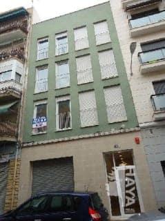 Piso en venta en Mercado, Alicante/alacant, Alicante, Calle Campos Vasallos, 124.000 €, 1 habitación, 2 baños, 86 m2