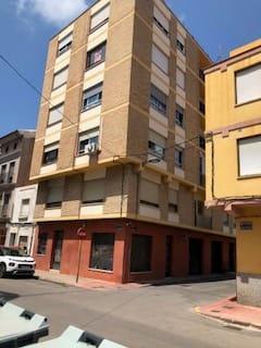 Piso en venta en Virgen de Gracia, Vila-real, Castellón, Calle Zumalacarregui, 39.425 €, 2 habitaciones, 74 m2
