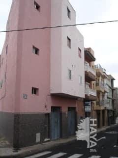 Piso en venta en San Cristobal de la Laguna, Santa Cruz de Tenerife, Calle San Aniceto, 52.000 €, 2 habitaciones, 1 baño, 68 m2