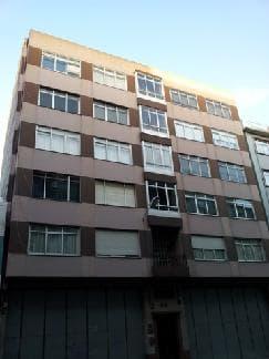 Piso en venta en Ensanche B, Ferrol, A Coruña, Calle San Juan, 46.075 €, 4 habitaciones, 1 baño, 114 m2