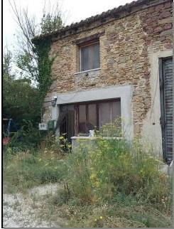 Casa en venta en Zuza, Lónguida/longida, Navarra, Plaza Mayor, 84.000 €, 2 habitaciones, 1 baño, 110 m2