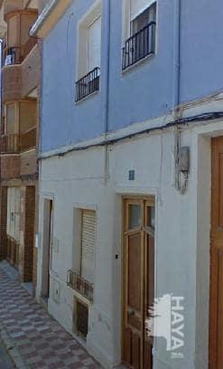 Casa en venta en Almansa, Albacete, Calle Niceto Cuenca, 60.000 €, 4 habitaciones, 2 baños, 240 m2