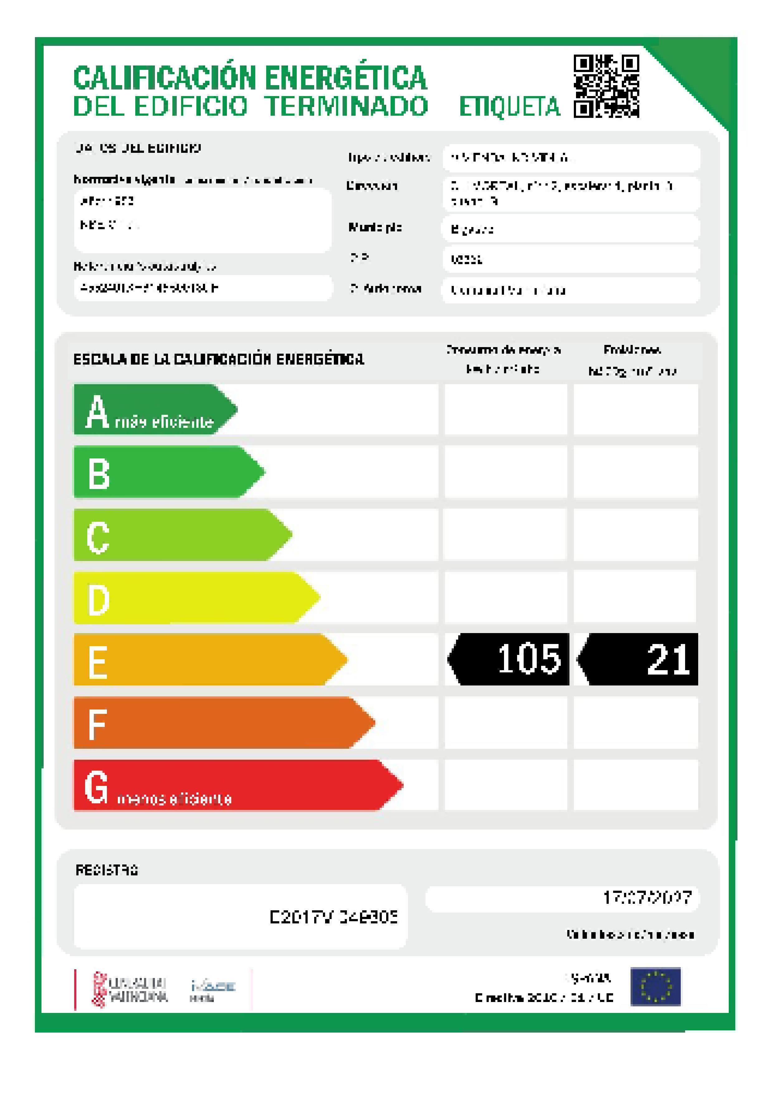 Piso en venta en Bigastro, Alicante, Calle Antonio Gálvez, 63.000 €, 3 habitaciones, 2 baños, 121 m2