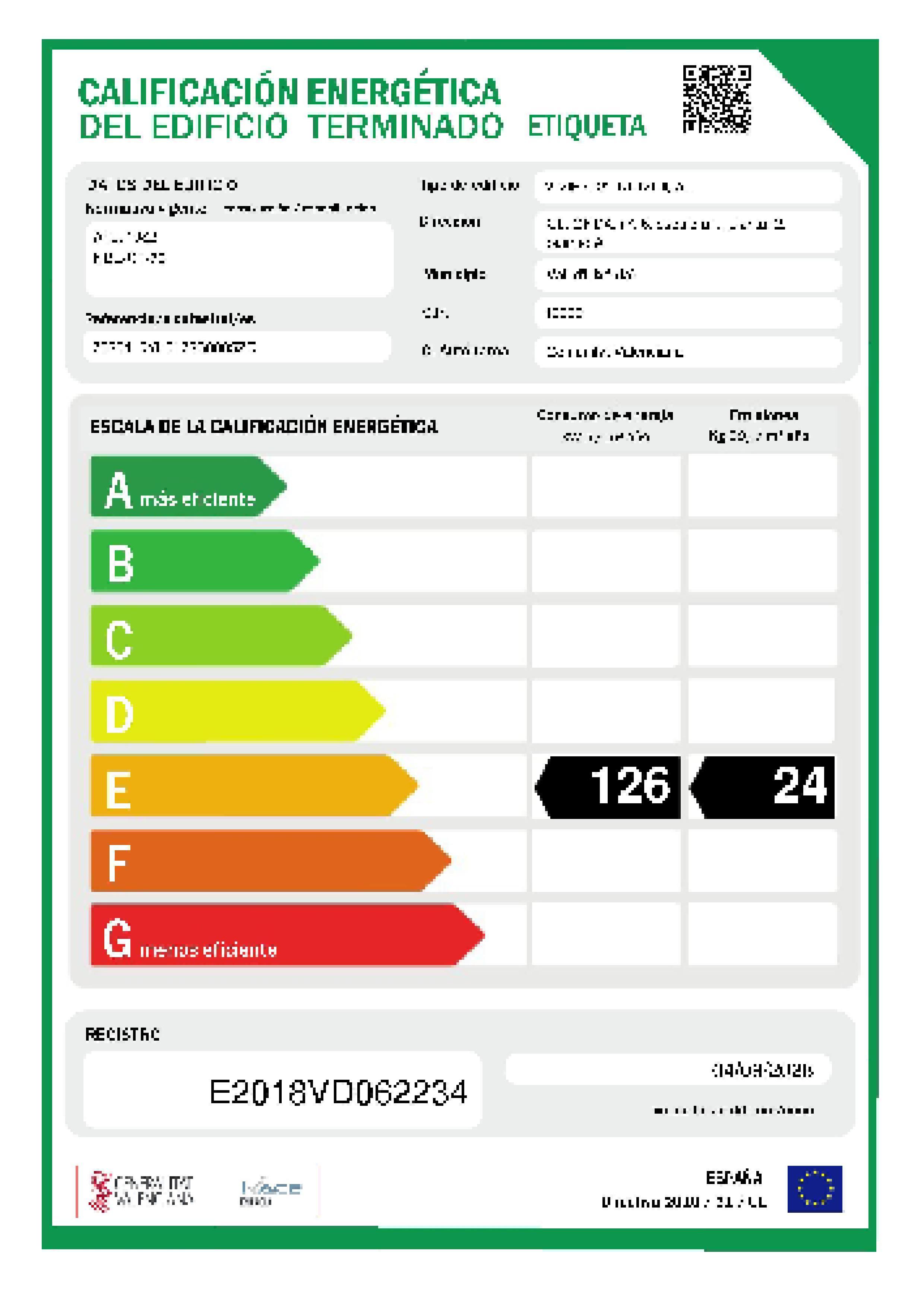 Piso en venta en La Vall D`uixó, Castellón, Plaza Parque, 73.000 €, 3 habitaciones, 1 baño, 111 m2