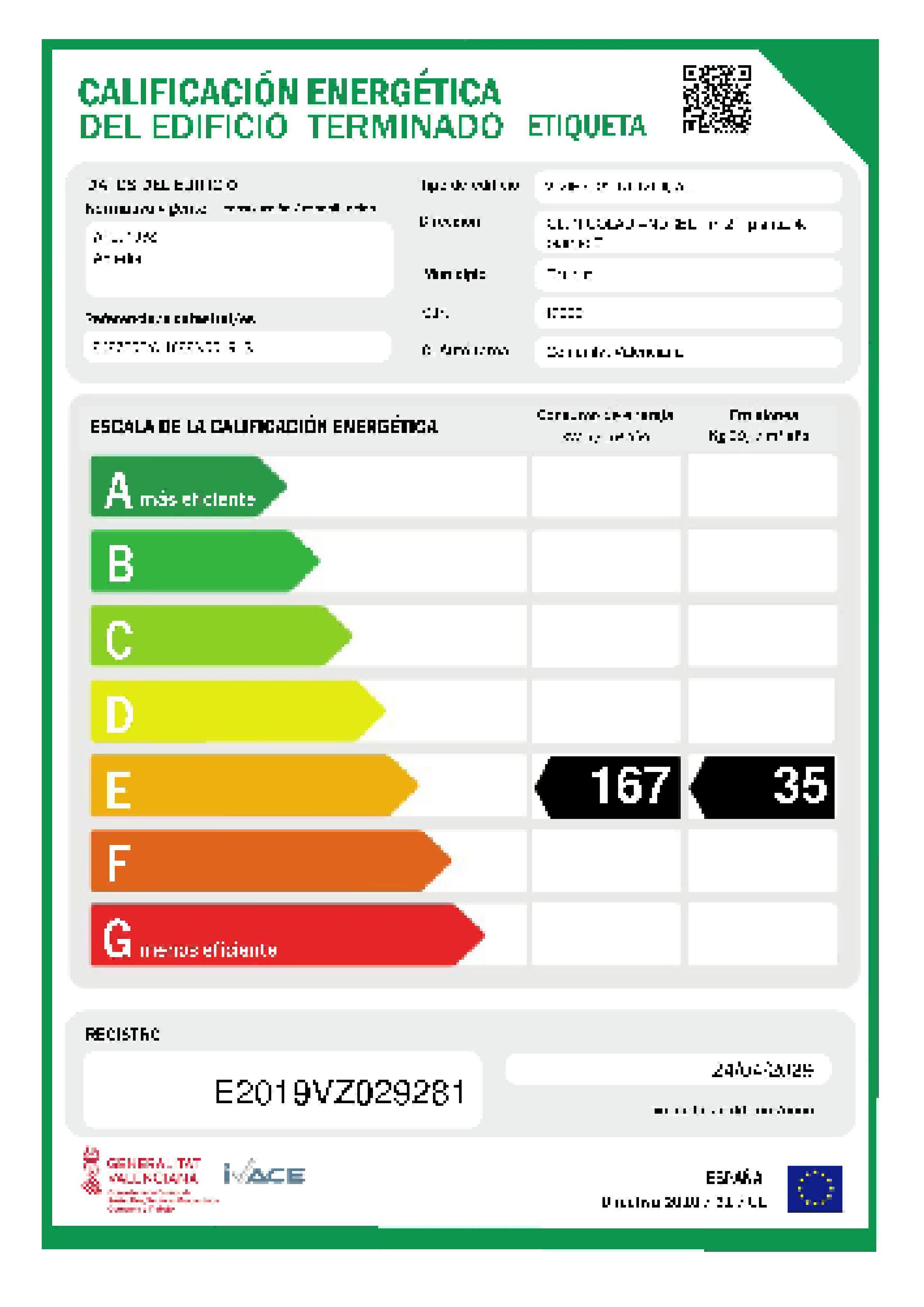 Piso en venta en Monte Vedat, Torrent, Valencia, Calle Nicolau Andreu, 39.000 €, 3 habitaciones, 1 baño, 87 m2
