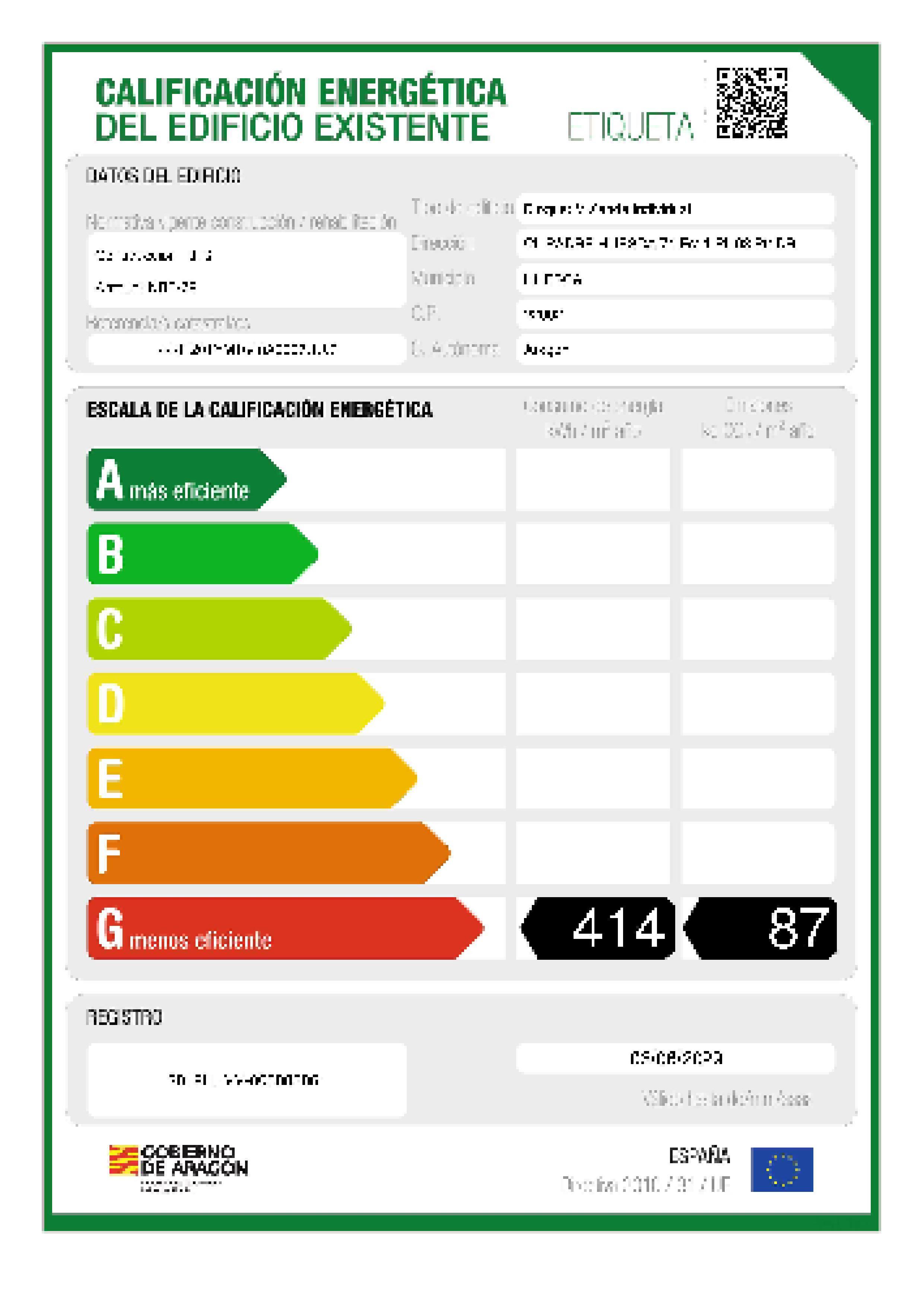 Piso en venta en Distrito Bellavista-la Palmera, Huesca, Huesca, Calle San Lorenzo, 95.000 €, 3 habitaciones, 125 m2