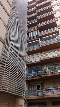 Piso en venta en Benicarló, Castellón, Calle Ministro Bayarri, 105.900 €, 4 habitaciones, 2 baños, 132,72 m2