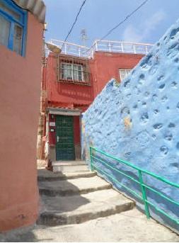 Casa en venta en El Risco de San Nicolás, la Palmas de Gran Canaria, Las Palmas, Calle Milagro, 64.000 €, 3 habitaciones, 1 baño, 112 m2