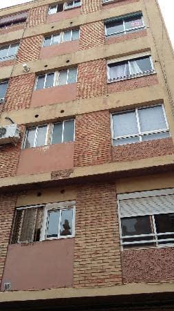 Piso en venta en Vila-real, Castellón, Calle Calle Salud,, 12.312 €, 2 habitaciones, 1 baño, 62 m2