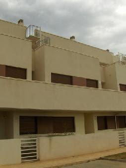 Piso en venta en Masia Avench, Sant Jordi/san Jorge, Castellón, Calle Ronda Barbiquera - Detinsa - Bloque 6, 51.416 €, 2 habitaciones, 2 baños, 89 m2