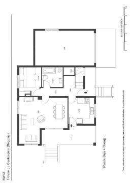 Casa en venta en Fresno de Cantespino, Segovia, Calle Haya, 185.200 €, 3 habitaciones, 1 baño, 123 m2