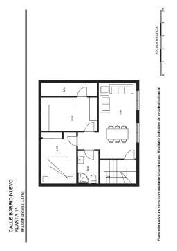 Casa en venta en Beas de Segura, Jaén, Calle Barrio Nuevo, 53.820 €, 1 baño, 140 m2