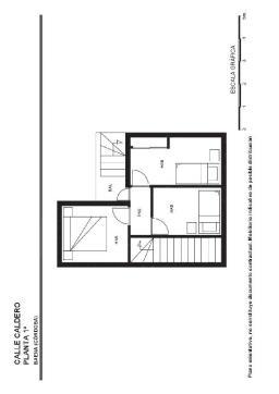 Casa en venta en Baena, Córdoba, Calle Caldero, 33.100 €, 3 habitaciones, 1 baño, 89 m2
