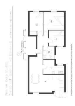Piso en venta en Barrio Buenavista, Puerto del Rosario, Las Palmas, Calle Murillo, 105.800 €, 3 habitaciones, 1 baño, 85 m2