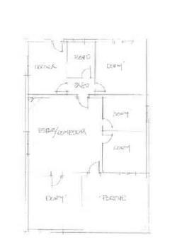 Casa en venta en Casa en Algueña, Alicante, 56.500 €, 4 habitaciones, 1 baño, 120 m2