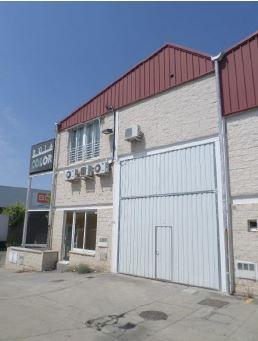 Industrial en venta en Cistérniga, Valladolid, Calle de la Acacia, 150.000 €, 586 m2