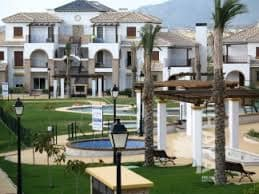 Piso en venta en Vera, Almería, Calle Tomillo, 87.000 €, 2 habitaciones, 2 baños, 77 m2