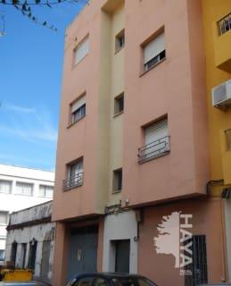 Piso en venta en La Línea de la Concepción, Cádiz, Calle Moreno de Mora, 129.049 €, 3 habitaciones, 1 baño, 137 m2