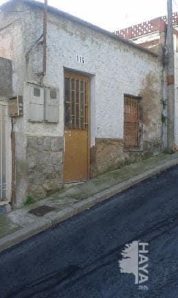 Casa en venta en Barcelona, Barcelona, Calle Sant Feliu de Codines, 64.100 €, 1 habitación, 1 baño, 118 m2