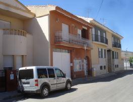 Casa en venta en Tomelloso, Ciudad Real, Calle los Zagales, 110.500 €, 4 habitaciones, 1 baño, 247 m2
