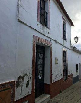 Casa en venta en Cortegana, Santa Ana la Real, Huelva, Calle Mirador, 57.300 €, 2 habitaciones, 1 baño, 168 m2