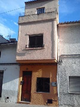 Casa en venta en Tossal - los Bancales, Benissa, Alicante, Calle Pais Valencia, 64.200 €, 4 habitaciones, 1 baño, 108 m2