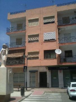 Piso en venta en L´asil, Albox, Almería, Avenida Puente, 33.166 €, 3 habitaciones, 1 baño, 80 m2