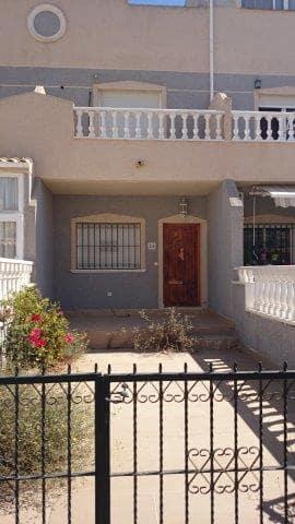 Casa en venta en Orihuela, Alicante, Calle Villa Marinas Flamencas, 113.000 €, 3 habitaciones, 2 baños, 109 m2