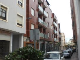 Piso en venta en Santa María del Águila, El Ejido, Almería, Calle Alcira, 77.250 €, 2 habitaciones, 1 baño, 99 m2