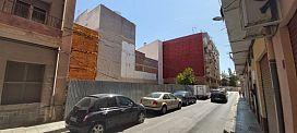 Suelo en venta en Elda, Alicante, Calle Vicente Blasco Ibáñez, 135.900 €, 528 m2