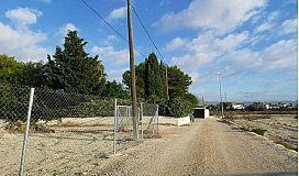 Suelo en venta en Benferri, Benferri, Alicante, Calle Alamico, 169.500 €, 1184 m2
