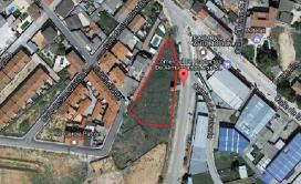 Suelo en venta en Villarejo de Salvanés, Madrid, Calle Industrial, 161.900 €, 2556 m2