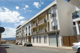 Piso en venta en Albox, Almería, Calle General Alvear, 84.100 €, 3 habitaciones, 1 baño, 129 m2
