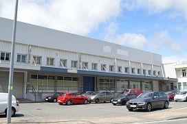 Industrial en venta en Nuevo Artica, Berrioplano, Navarra, Calle Cañada Real, 595.500 €, 1181,06 m2