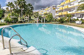 Piso en venta en Mijas Pueblo, Mijas, Málaga, Urbanización Calanova Grand Golf, 127.000 €, 1 baño, 77 m2