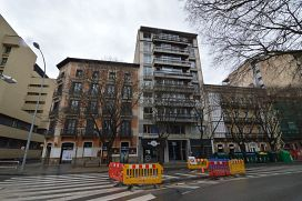 Oficina en alquiler en Segundo Ensanche, Pamplona/iruña, Navarra, Calle Navas de Tolosa, 1.580 €, 244 m2