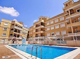 Piso en venta en Bañet, Almoradí, Alicante, Calle Molino, Edificio Vegamar, 56.000 €, 2 habitaciones, 1 baño, 61 m2