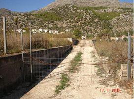 Suelo en venta en Llevant - Levante, Tormos, Alicante, Paraje Sort, 127.000 €, 16369 m2